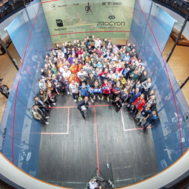 Szczecin 2014 – Olimpijski Squash