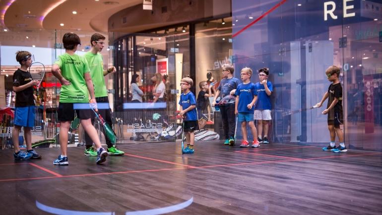 Poznań 2016 – Squash Zone Tour
